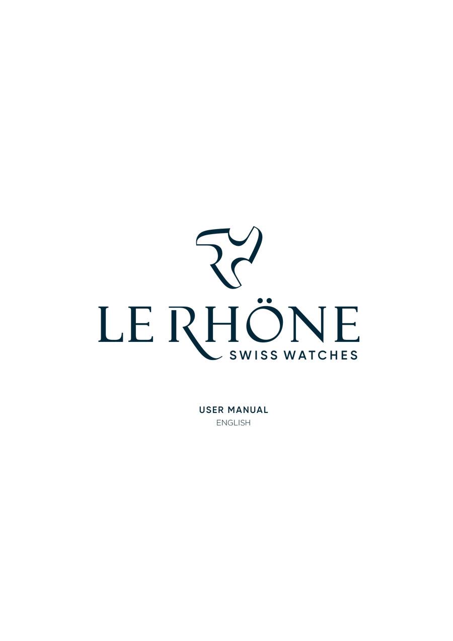 Le-Rhone-user-manual